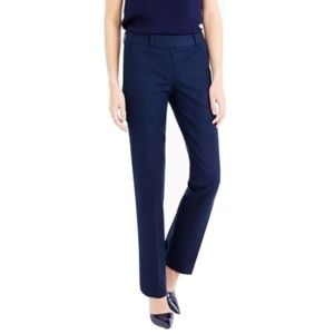 J.Crew Navy Campbell Trouser